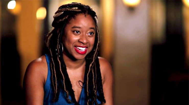 Phoebe Robinson, A Female African American Comedian