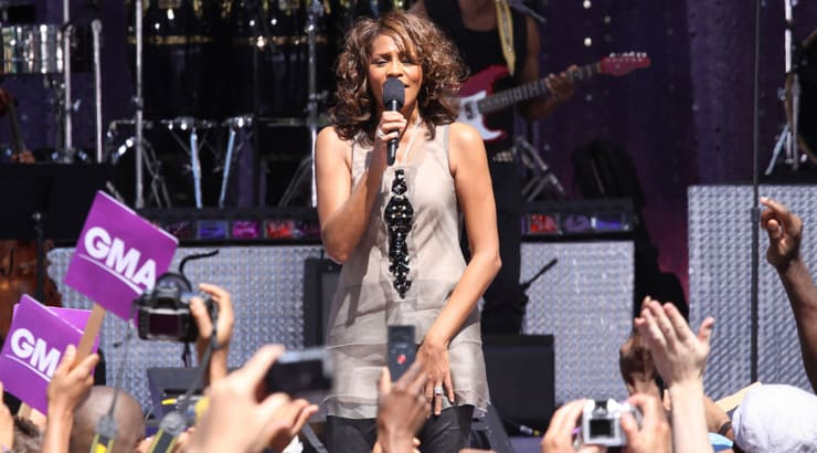 Whitney Houston is an African American woman you need in your collection