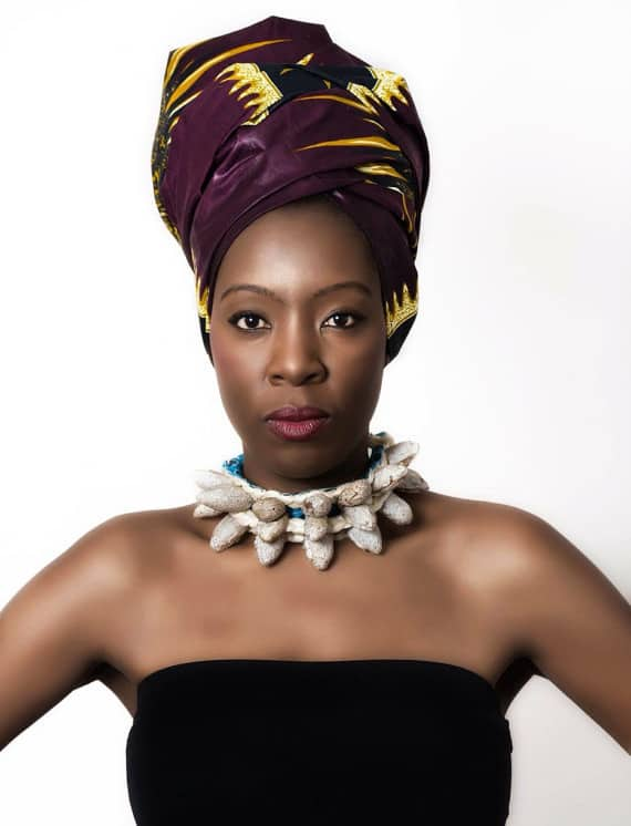 Royal african head wrap for women