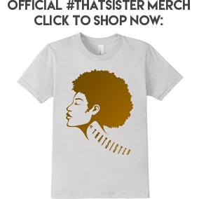 Sidebar Image - That Sister Merch Black Women T Shirt