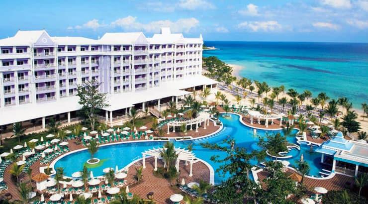 Cheap Caribbean Holiday At The Riu Ocho Rios Hotel