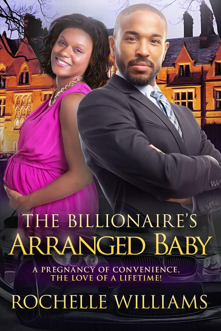 The Billionaires Arranged Baby - book by a black author