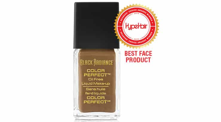 Compare Black Radiance Color Perfect Oil Free Liquid Make-Up To Other Foundation
