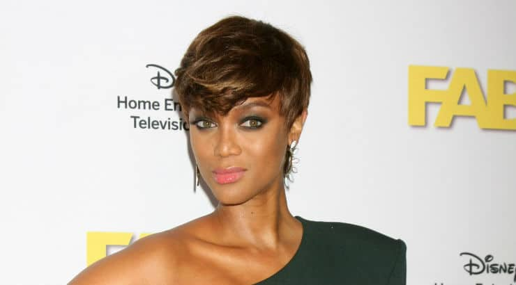 Tyra Banks, and author and respected business owner