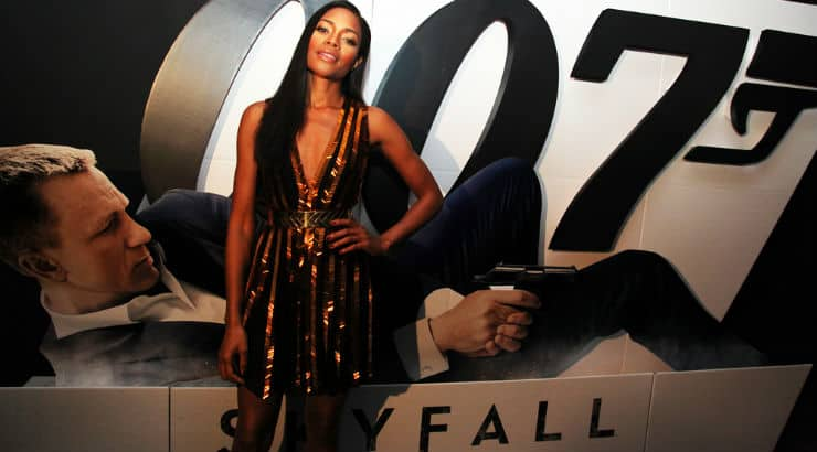Naomie Harris Lead in Skyfall