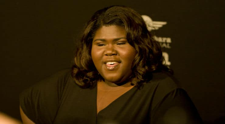 Gabourey Sidibe Starring In Precious