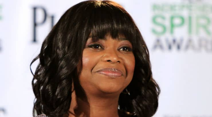 Black Actress Octavia Spencer