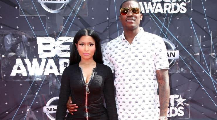 Nicki Minaj is dating Meek Mill