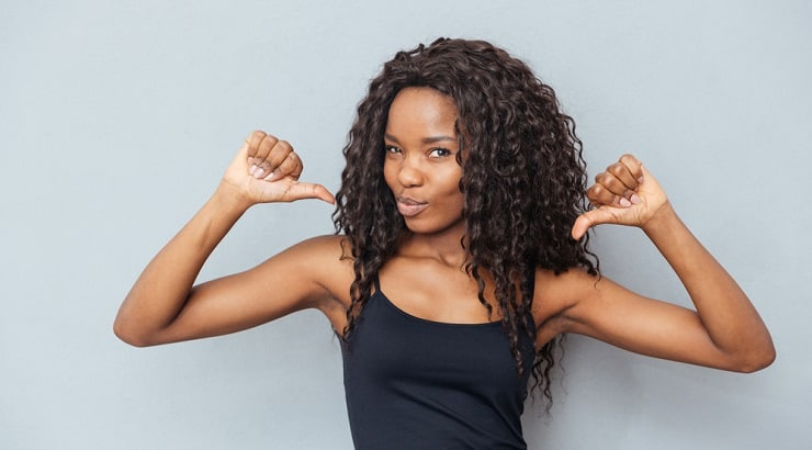 As A Black Woman, You Don't Have To Act A Certain Way