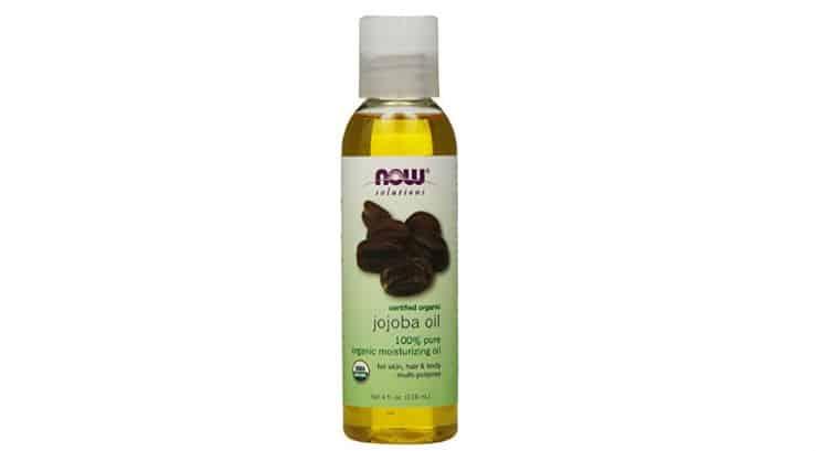 NOW Foods Organic Jojoba Oil - Organic Hair Cream For Girls