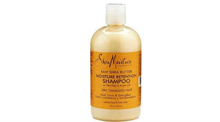 The Best Shea Moisture Raw Shea Retention Shampoo