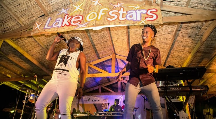 The Lake of stars African festival