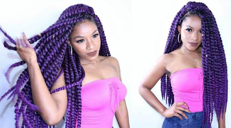 how to get massive drag wig braids