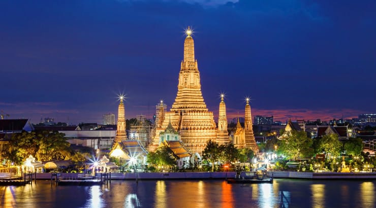 Bangkok Thailand for those who want to leave America