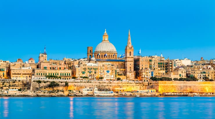 Valletta Malta could be good for black female Americans