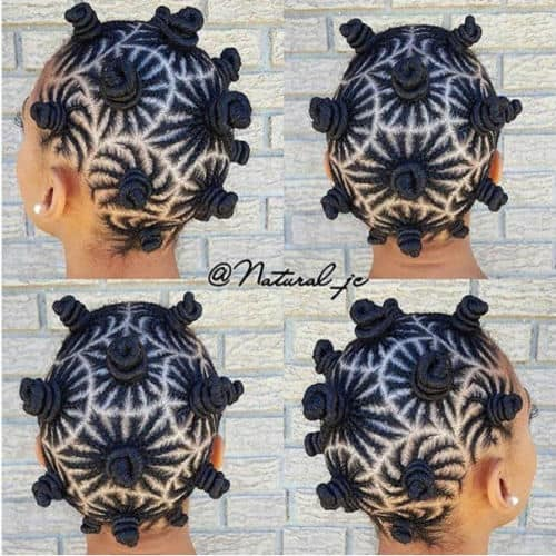 21 Easy Protective Hairstyles For Natural Hair [With