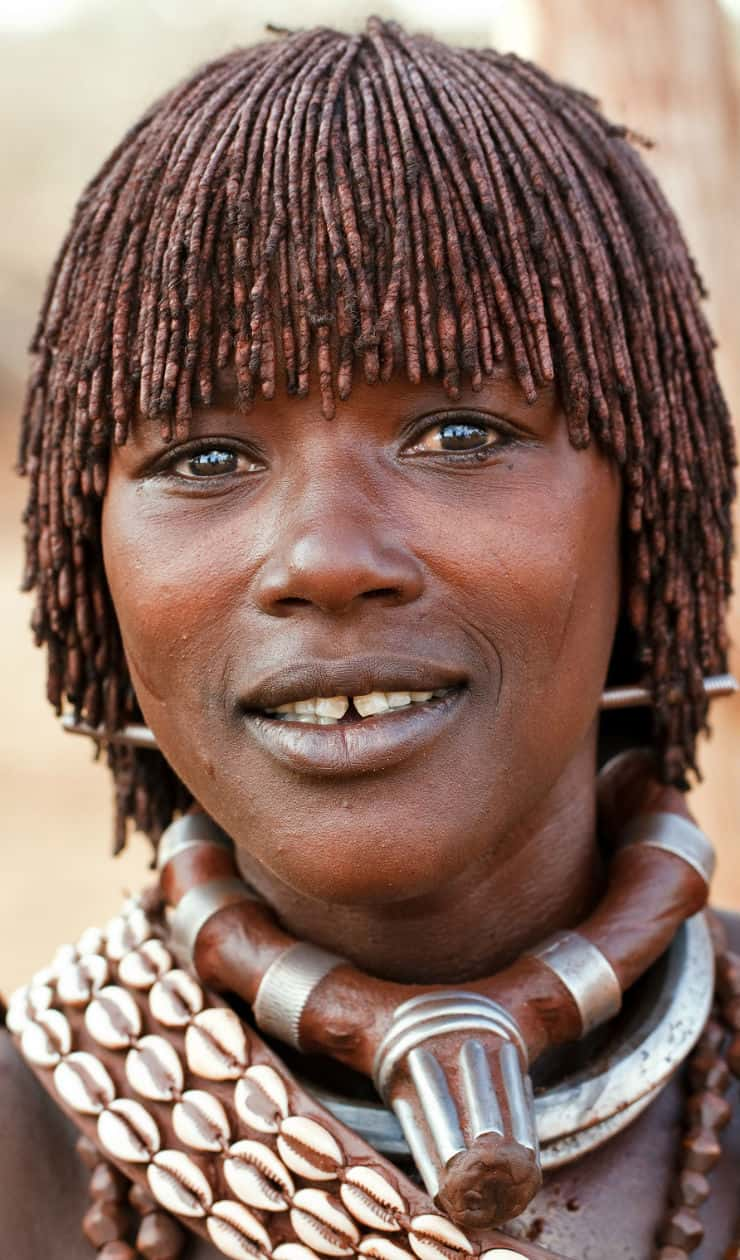 Omo Valley Hairstyle Ethiopia Africa