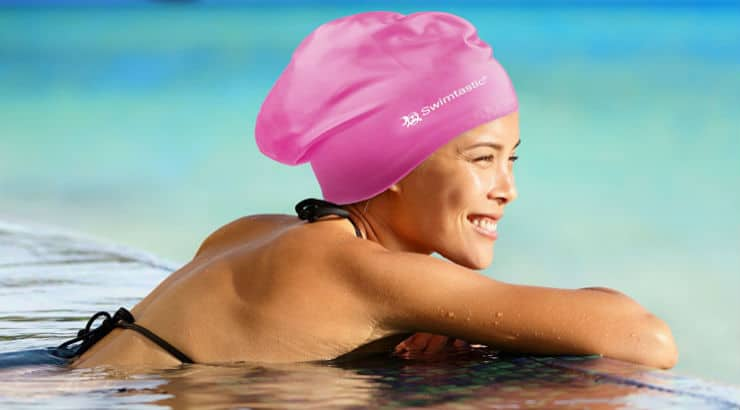 Compare This Dreaklock Swimming Cap By SwimTastic