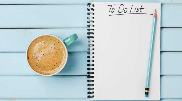 Creating a to do list for escaping the rat race