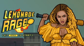 What is Lemonade Rage and where can I play it?