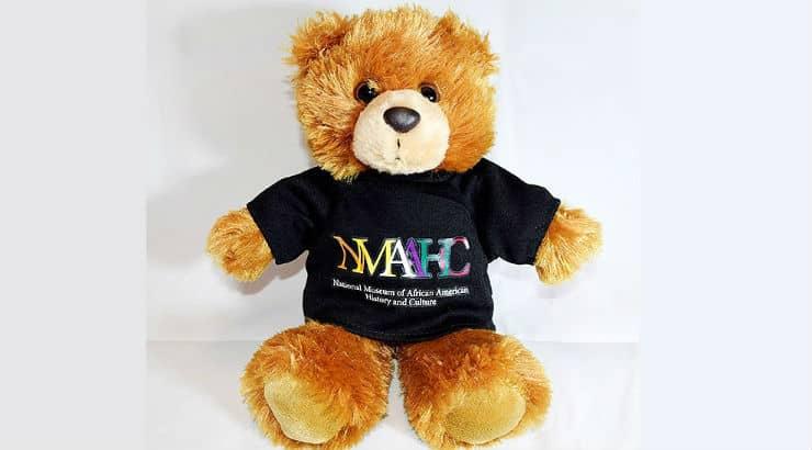Black History Bear Gift