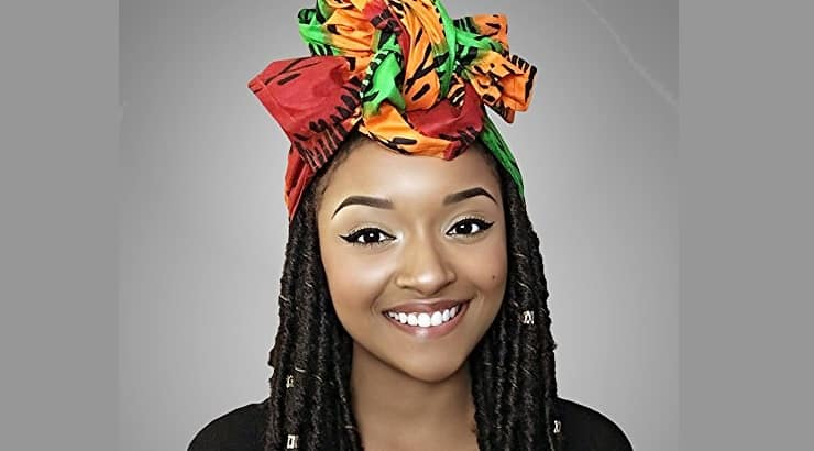 Head Wrap Natural Hair Accessories