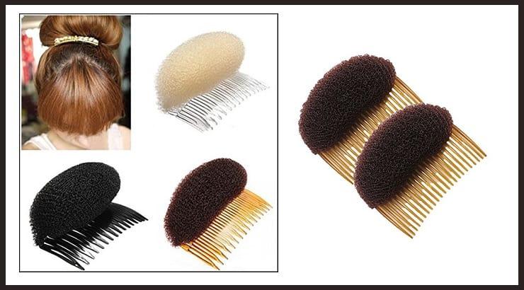 Bump It Comb Accessory For Natural Afro Hair