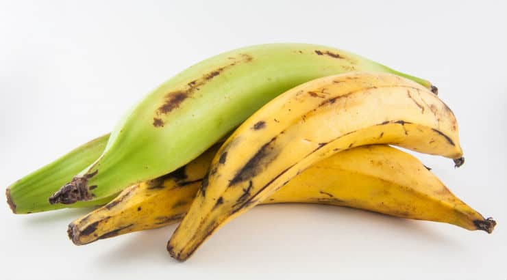 How To Know When A Plantain Is Ripe Enough To Boil Or Fry
