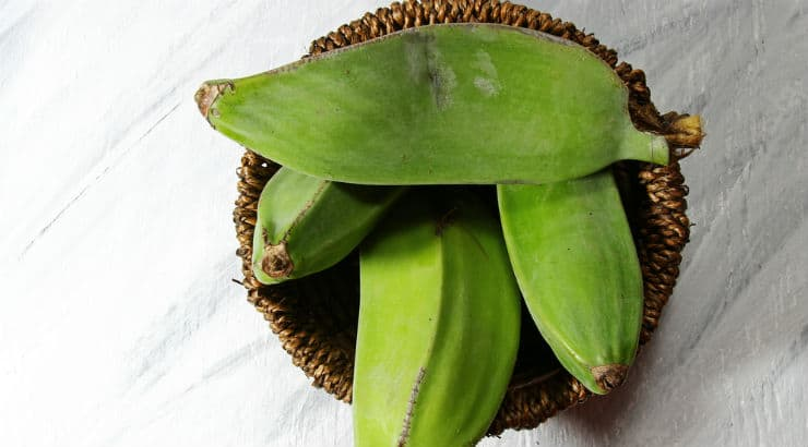 How To Keep Plantains Green