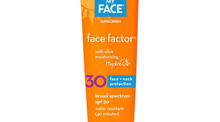 Kiss My Face Face Factor Sunscreen for African American People