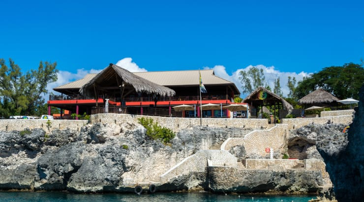 Rick's Cafe Negril Jamaica