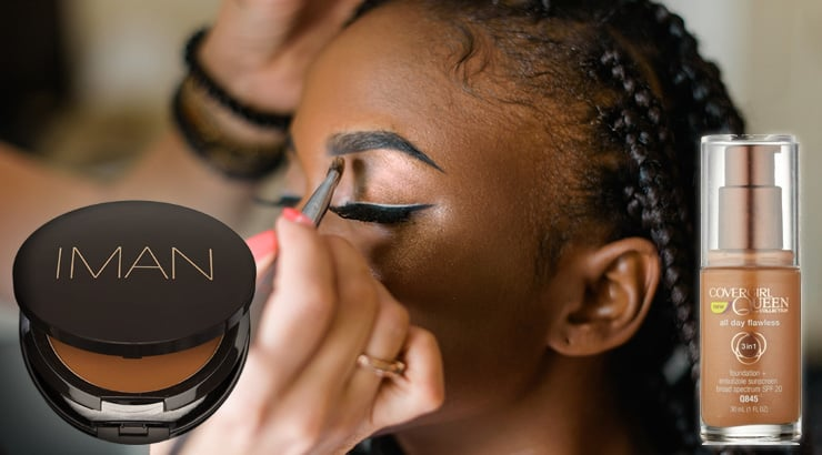 Best Makeup Brands For Brown Skin