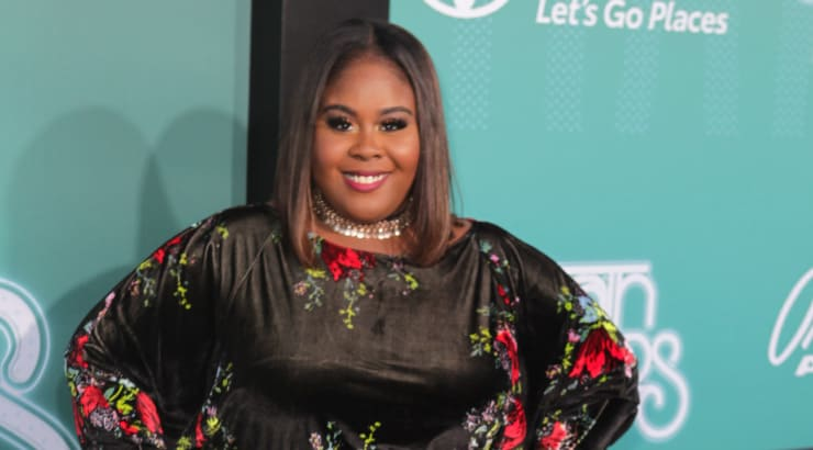 Raven Goodwin Believes in Working Hard to Make the Dream a Reality