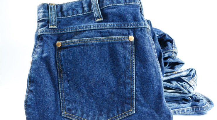 Add Material to the Waistband to Stretch the Waist of your Jean