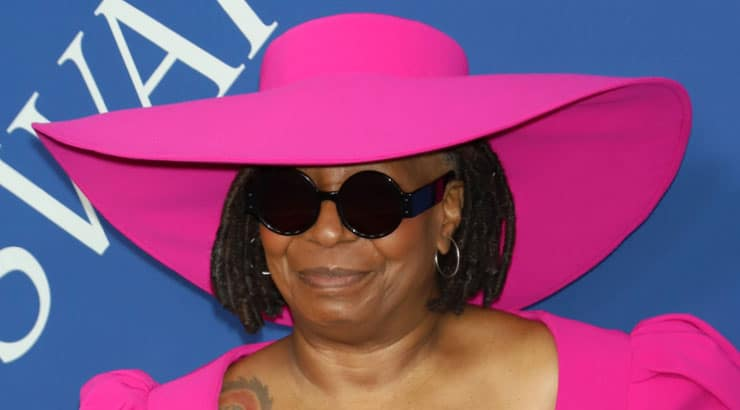 Whoopi Goldberg was the Highest Paid Black Actress in the 1990s