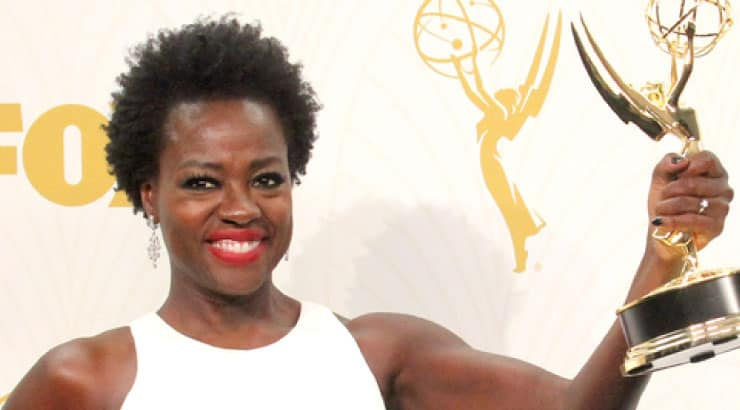 Viola Davis is the First Black Woman to Win an Academy in a Supporting Role