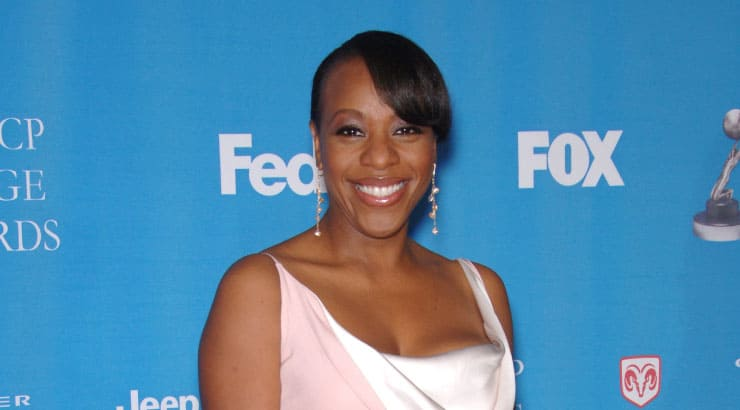 Marianne Jean-Baptiste was Nominated for an Academy and Golden Globe