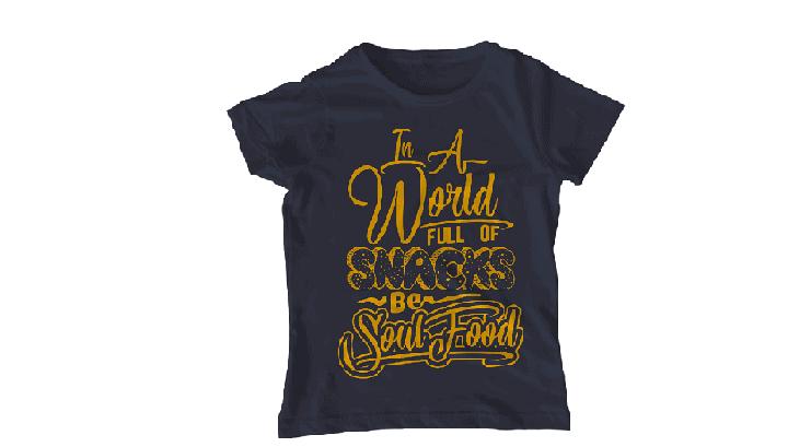 Soul Food Tee Shirt