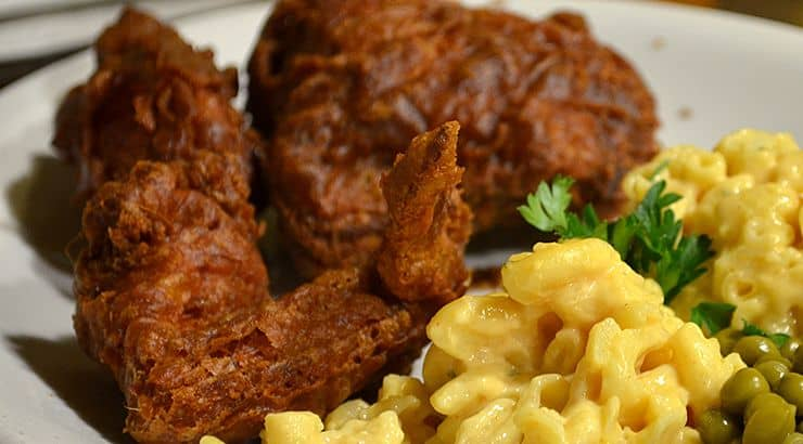 Soul Food Fried Chicken Willie Mae's