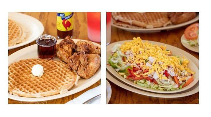 Roscoe's Chicken & Waffles Soul Food