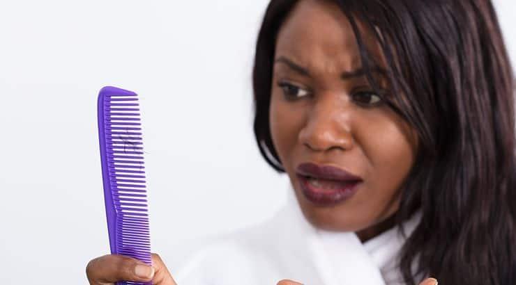 Is High Porosity Hair Damaged?