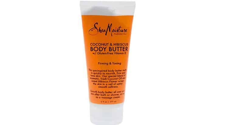 SheaMoisture Coconut and Hibiscus Body Butter