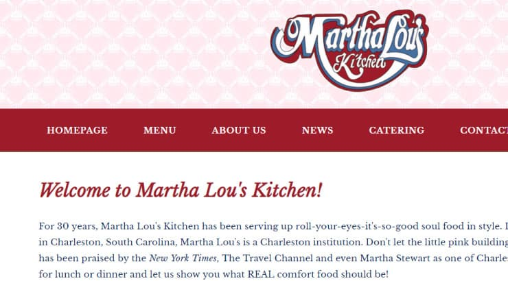 Martha Lou's Soul Food Restaurant