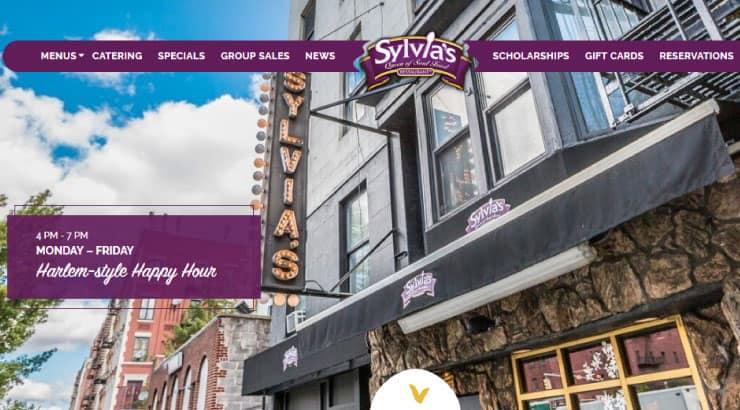 Sylvia's Soul Food Restaurant