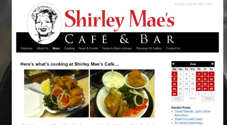 Shirley Mae's Cafe and Bar
