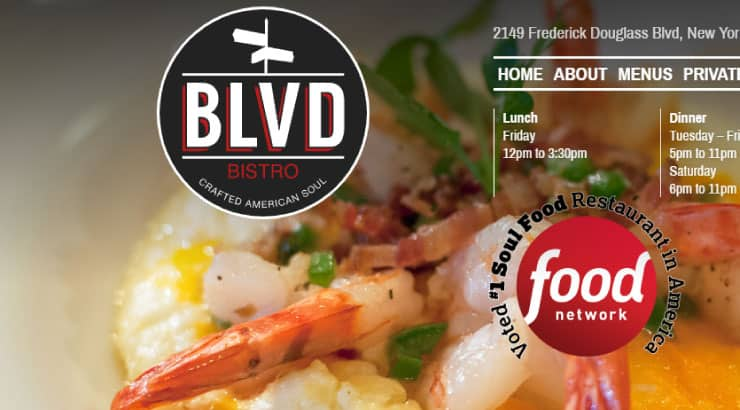 BLVD Bistro Soul Food Restaurant