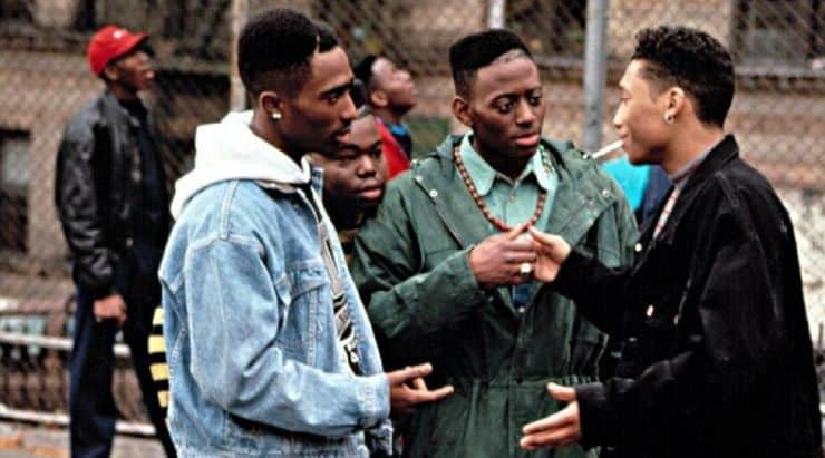 Another hood classic, Juice is a popular black movie starring Tupac.