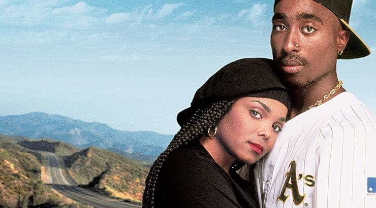 Poetic Justice is a '90s black film starring Janet Jackson and Tupac Shakur