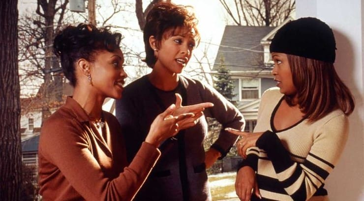 Soul Food is a popular black film about the family