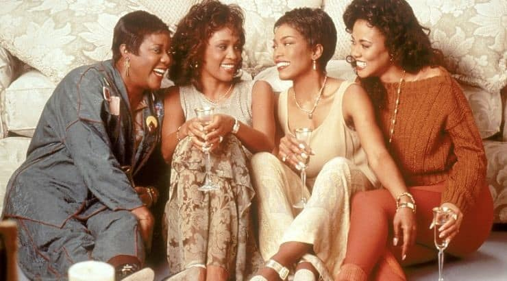 Waiting To Exhale is a classic African American movie starring ensemble cast of black women